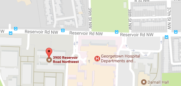 Center for Global Health Science and Security -- Google Maps location
